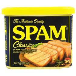 [Nhập mã SD8B56 còn 114k][Miễn Ship Toàn Quốc] Thịt hộp Spam Classic hộp 340gr của Hàn quốc
