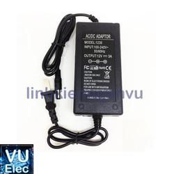 Nguồn Adapter 12V3A Dc5 5X2 1Mm