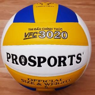 Bóng chuyền Prosports VFC3020 da cao câ p - tă ng kim bơm tu i lươ i thumbnail