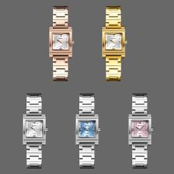 Đồng hồ nữ dây thép không gỉ SKMEI cao cấp