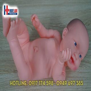 Mô hình thực hành tắm bé - MHTAMBE thumbnail