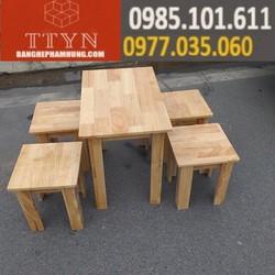 bộ bàn ghế trà chanh gia thanh lý