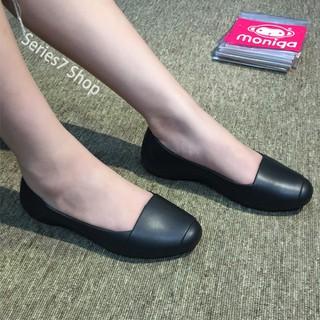 Giày nhựa Thái Lan nữ Monobo siêu nhẹ siêu êm chân chuyên dụng đi bộ đi mưa đi biển - MONOBOWINTER2021 thumbnail