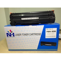 Hộp mực máy in CE278A/ EP326. Dùng cho máy in: HP LaserJet P1566/ P1606dn/ M1536, Canon LBP 6200D/ 6230DN/ 6230DW/  D520/ 4410/ 4420/ 4430/ 4450/ 4470/ 4480