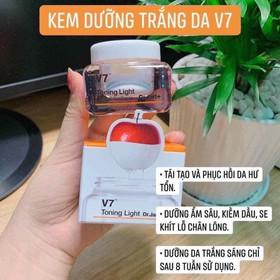 Kem dưỡng trắng da V7 Toning Light mini - v7mini-0