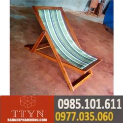 ghế gỗ bãi biển giá rẻ