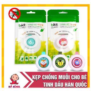 Combo 2 kẹp chống muỗi cho bé tinh dầu hàn quốc - Combo 2 kẹp chống muỗi thumbnail