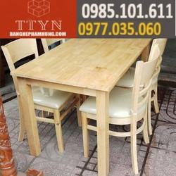 bộ bàn ghế ăngỗ giá rẻ