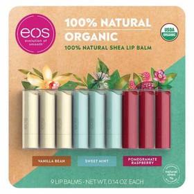 Son dưỡng thỏi EOS USDA ORGANIC 100% thành phần tự nhiên hương Pomegranate Raspberry - MS1429