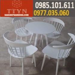 bộ bàn ghế trá sữa cao cấp giá rẻ