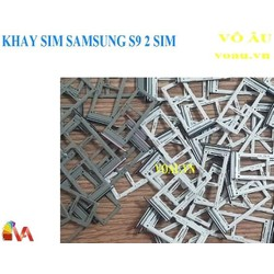 KHAY SIM SAMSUNG S9 2 SIM