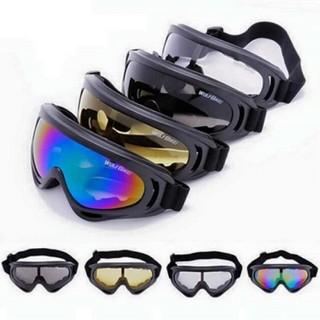 Kính UV400 - kính chống tia UV - Kính mũ bảo hiểm- kính chống nắng, chống bụi thumbnail