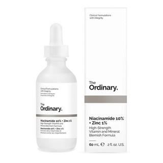 Serum tinh chất trị thâm mụn The Ordinary Niacinamide 10% + Zinc 1% 30ml - Serum The Ordinary Niacinamide 10% 30ml thumbnail