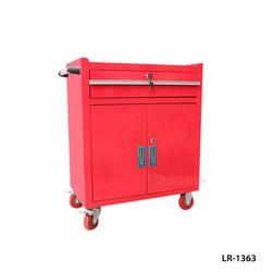 Tủ đồ nghề, dụng cụ 1 ngăn kéo, 2 cánh mở, có bánh xe và tay cầm LR-1363