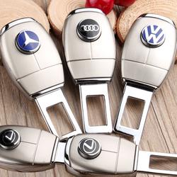 Đầu khóa chốt cắm móc dây đai an toàn, dạng cắm nối tiếp tiện dụng. Có đủ logo các hãng xe ô tô HC-888: Hàng Cao Cấp