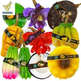 Xà Bông Trái Cây, Hoa Quả Thái Lan 120gr, Xà Phòng Handmade Thaisiam Spa Dưỡng Ẩm Sáng Da, Khử Mùi An Toàn - XBT120G