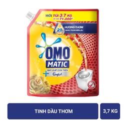 [ FREESHIP ] Túi Nước giặt OMO Matic 3.7KG Tinh Dầu