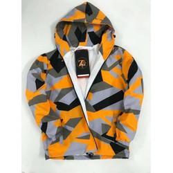 áo khoác Dù 3D,có 2 lớp ,lót bên trong