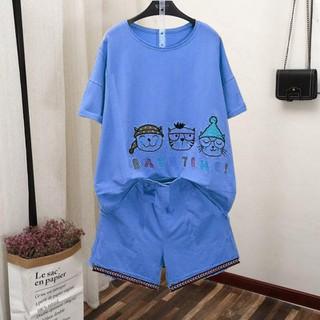 Set Bộ Cotton Hình Thú Cưng Hot - SBN_2098 thumbnail