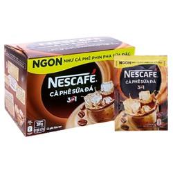 Cà Phê Sữa Đá NesCafé 3 in 1 200g (10 gói x 20g)
