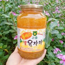 Trà chanh mật ong Hàn quốc 1kg