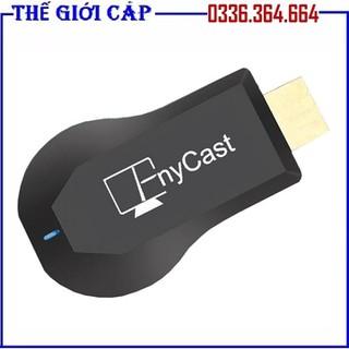 HDMI không dây Anycast MX18 PLUS Full HD 1080P hỗ trợ 3G 4G 5G WIFI - Anycast MX 18 thumbnail