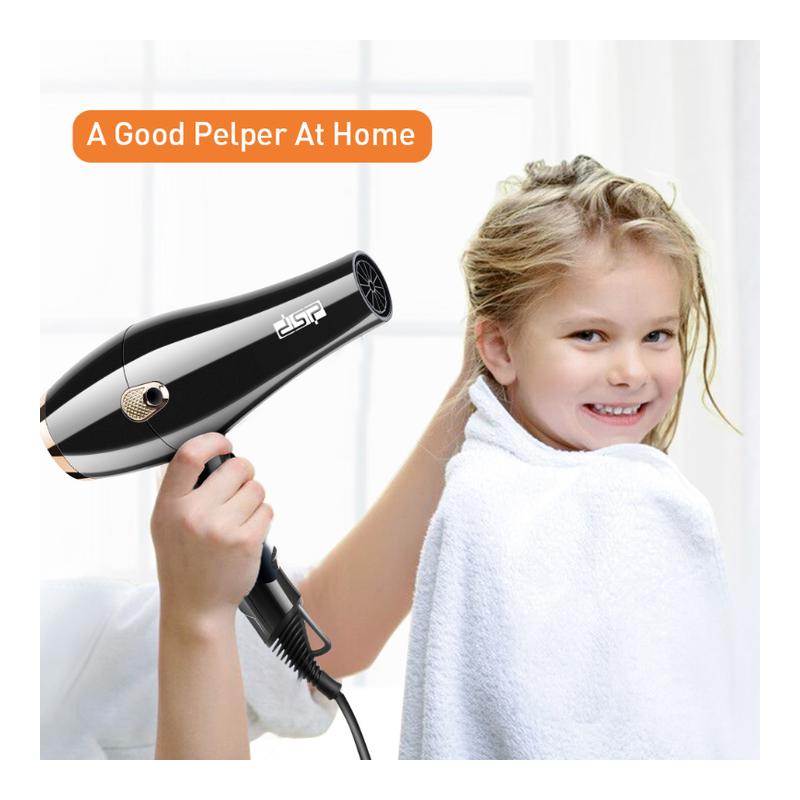 Máy sấy tóc hai chiều cao cấp thương hiệu DSP – 30089 công suất 2200W – 30089