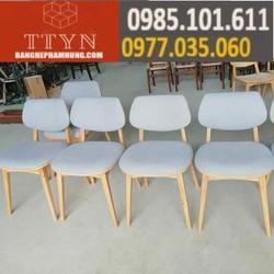 ghế gỗ nêm cao cấp cho nhà hàng