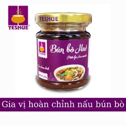 Gia vị nấu bún bò Huế - YesHue 150g