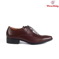 Giày tây nam Vina-Giầy AGT.J0057-XA