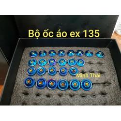 ốc áo ex 135 25 con
