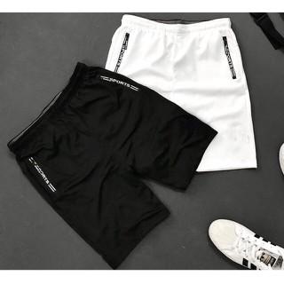 Combo 2 quần thể thao nam 2 túi kéo khoá vải thun lạnh dày đẹp - C2QTT009 thumbnail