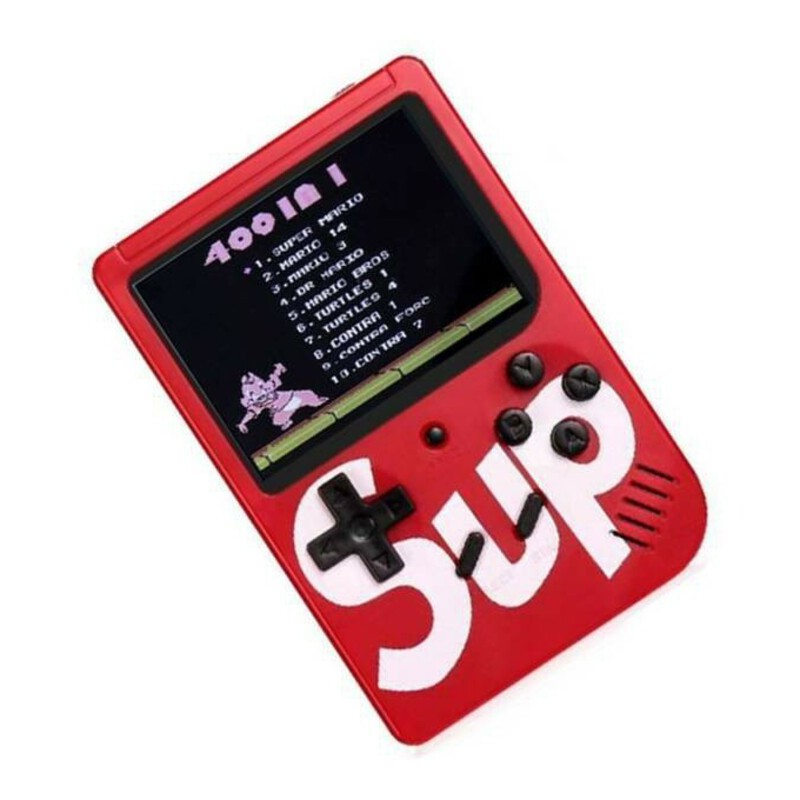 [ Game ] Máy chơi game Sup 400 in 1 retro kèm tay cầm chơi 2 người – GAME401 – GAME401