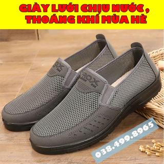 Giày Lội Nước - Giày Đi Câu Cá - Giày Lưới Chịu Nước - Giày đi thoáng khí mùa hè - MS8A-01 thumbnail