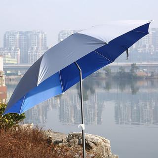 ô dù che nắng mưa - ô dã ngoại tiện lợi mang theo cho nhưng cuộc dã ngoại ngoài trời - ô có đường kính 1m8 có chân cắm - ô che nắng thumbnail