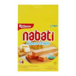 Bánh Xốp Vị Phô Mai Richeese Nabati Cheese Wafer Hộp 170G