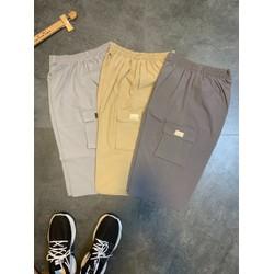 COMBO 3 quần short dài nam - màu ngẫu nhiên