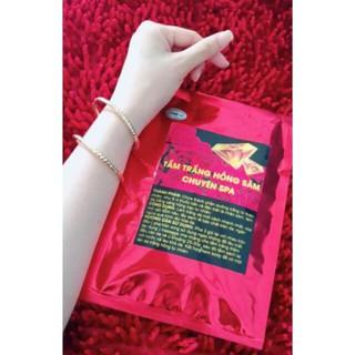 TẮM TRẮNG HỒNG SÂM CHUYÊN SPA - tắm trắng hồng sâm - 1672 thumbnail