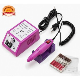 Máy mài sơn móng tay ADG + Nhiều phụ kiện nail - Dụng cụ mài dũa, đánh bóng móng tay chân - S2000 - Seagd805