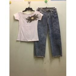 set bộ áo và quần