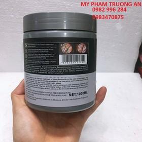 Ủ hấp tóc Keratin bùn ghi mới và mũ ủ tóc - KM-97