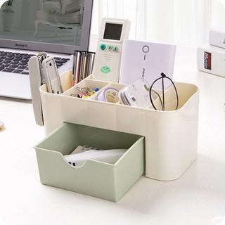 Tủ để mỹ phẩm mini - Tử nhựa đựng mỹ phẩm - Tủ để mỹ phẩm mini thumbnail