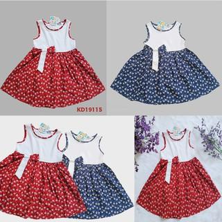 Váy đầm bé gái - Đầm bé gái kate hoa - Váy đầm bé gái BG04 thumbnail