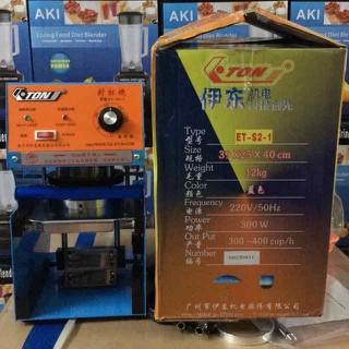 máy ép ly ETON S2 - s21250 thumbnail