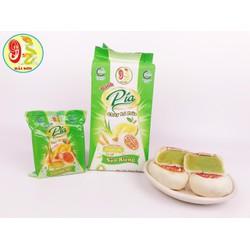 Bánh Pía Chay đậu xanh ,lá dứa, sầu riêng-400g