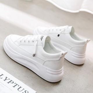 Giày sneaker nữ - Giày sneaker nữ - Free tất gấu hot hít GN05 thumbnail