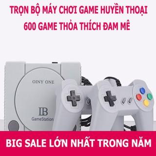 SẢN PHẨM GAME-MÁY CHƠI GAME CẦM TAY THẾ HỆ MỚI- VỚI 600 TRÒ CHƠI HIỆN ĐẠI VÀ CỔ ĐIỂN - SDFSDTER thumbnail