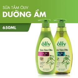 Sữa Tắm Ô Dưỡng Ẩm 650Ml