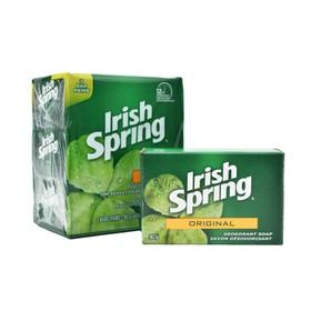 Lốc 20 xà phòng Irish Spring Deodorant Soap Original nhập Mỹ - Irish Spring Deodorant Soap Original