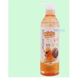 Sữa Tắm Trẻ Em Hương Trái Cây hiệu Organic Care 400ml